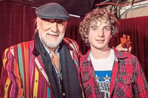Dan & Mick Fleetwood